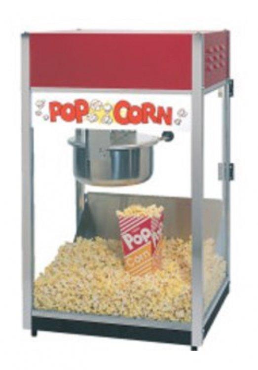 4 OZ Popcorn Machine