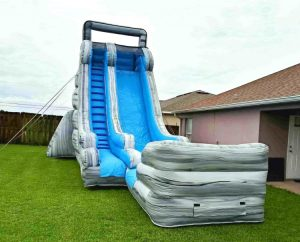 Port St. Lucie water slide rentals
