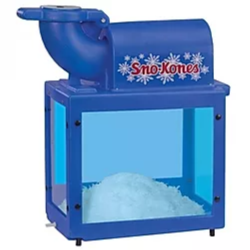 50 servings for snow cone machine